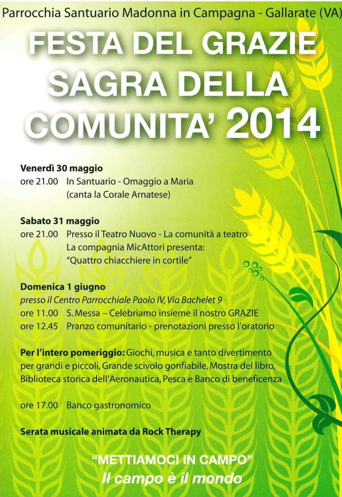 2014sagradellacomunita