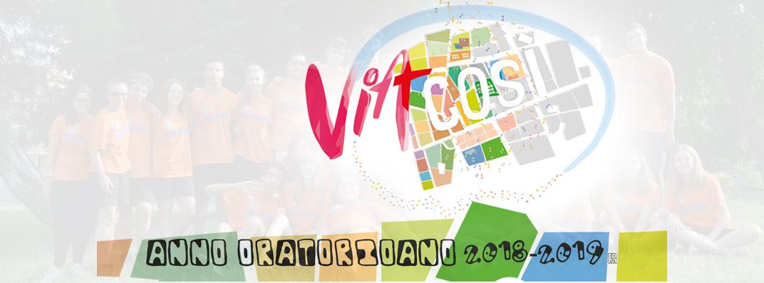 anno oratoriano milano 2018-2019