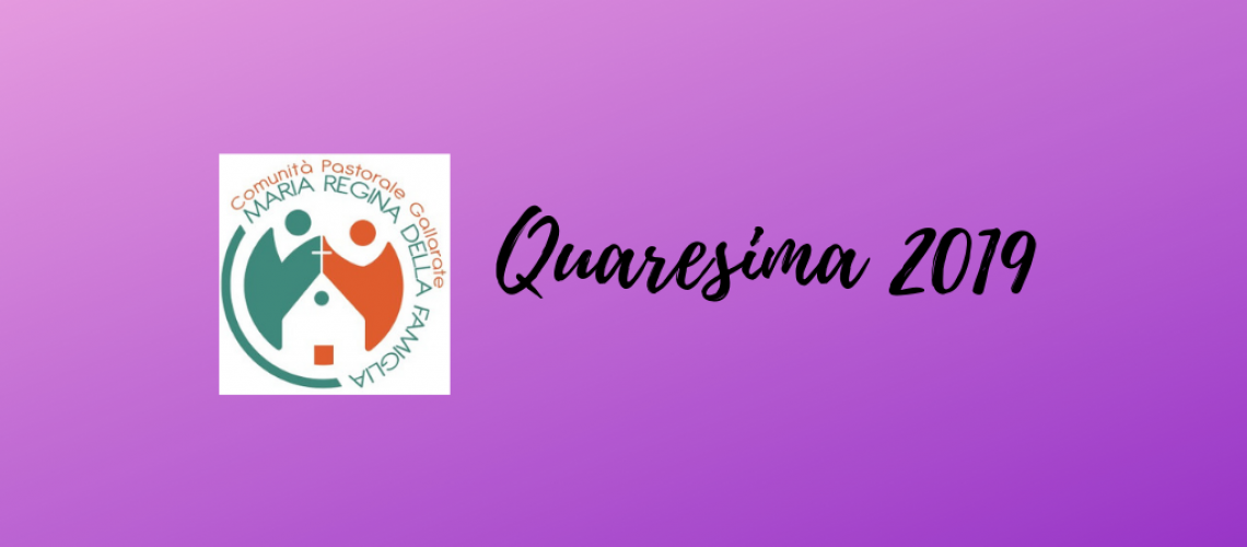 Quaresima19