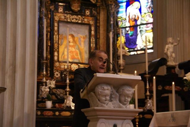 L'Arcivescovo al Santuario di Madonna in Campagna