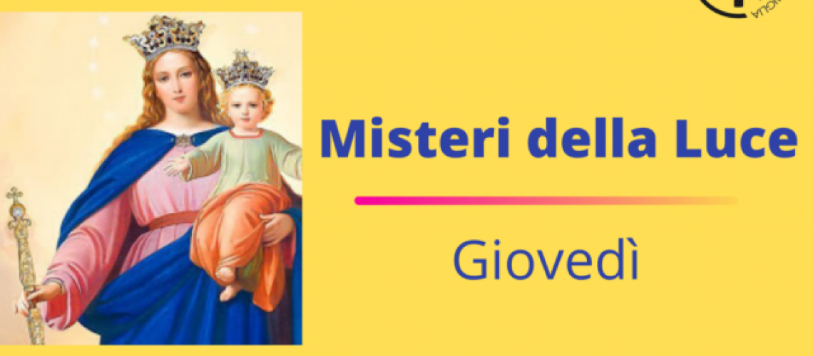 Giovedì RosarioMGS