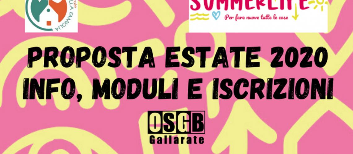 Summerlife_iscrizione